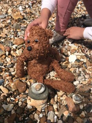 Have fun teddy!